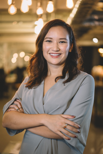 Belinda Esterhammer, Co-Host of #impact Podcast