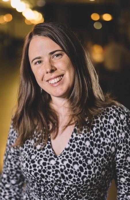 Amanda Williams Co-host of #impact Podcast